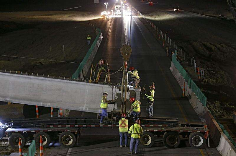 Portions of Forevergreen Road exit open to local traffic