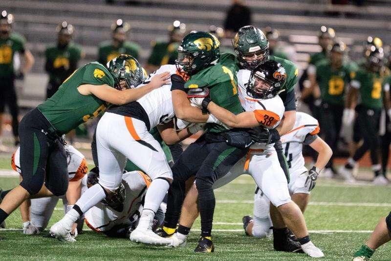 Photos: Cedar Rapids Prairie vs. Cedar Rapids Kennedy, Class 4A Iowa high school football playoffs
