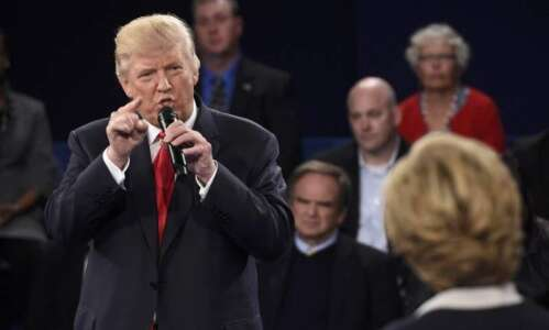 Trump may have stopped the bleeding, but not the Republican…