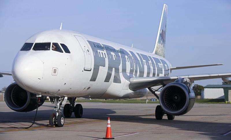 Frontier Airlines adds nonstop flight from Cedar Rapids to Orlando
