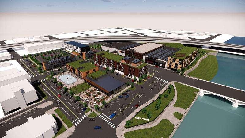 Optimistic Cedar Rapids council advances entertainment project on land once meant for casino