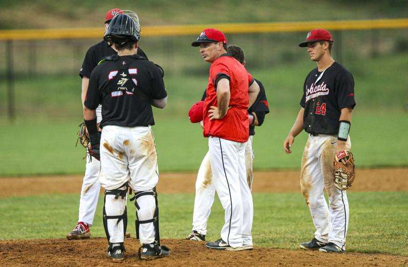 Western Dubuque baseball season suspended by COVID-19 in middle of game against Cedar Rapids Washington