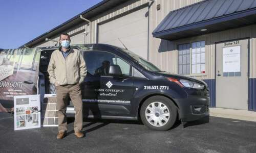 'New kid on the block' grows franchise with Floor Coverings…