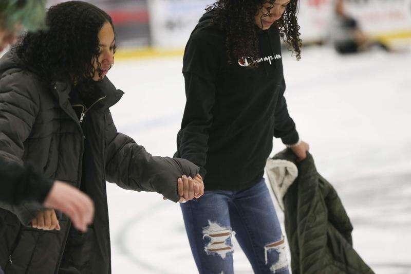 McKinley Matters: McKinley STEAM Academy goes ice skating