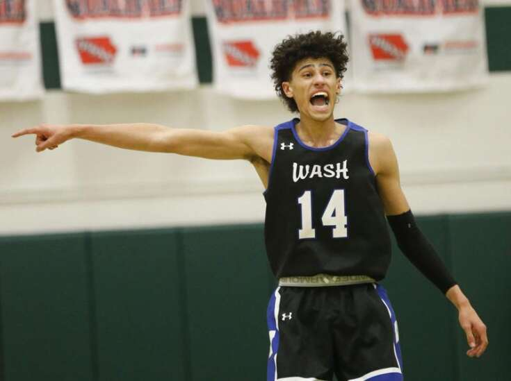 Cedar Rapids Washington wants to shock the state in 4A boys' basketball substate final