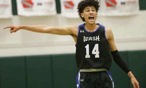 Cedar Rapids Washington wants to shock the state in 4A…