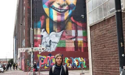Honoring Anne Frank in Iowa