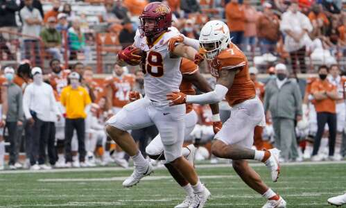 Texas messes with Iowa State and the Big 12