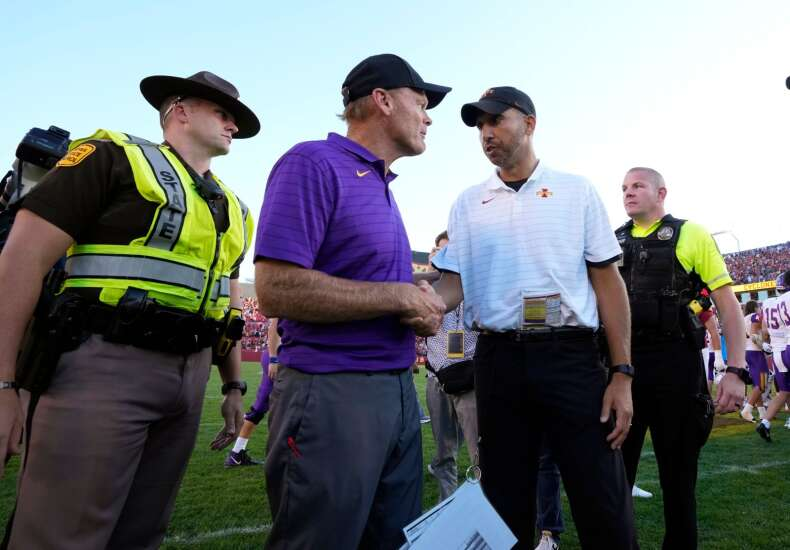 UNI football gets passing grade from Mark Farley for performance against Iowa State