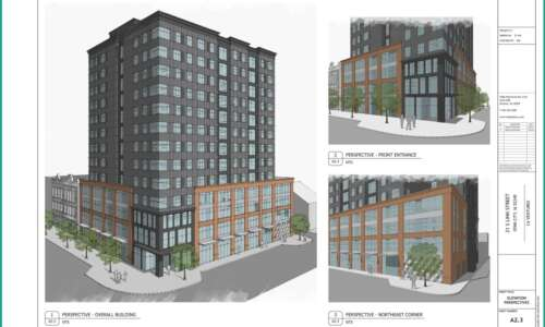 New high-rise may be built in downtown Iowa City
