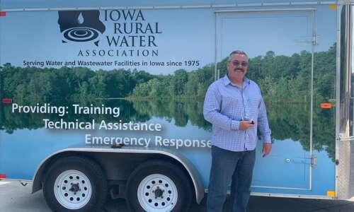 Wapello Rural Water wins 'Best Tasting Water in Iowa Award'