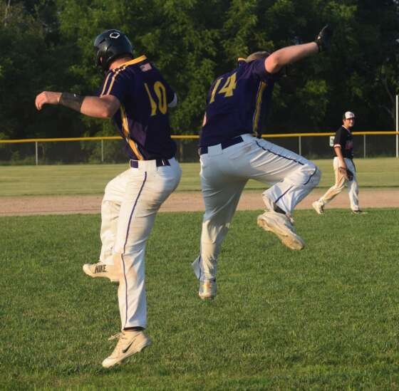 Sprouse's 7th-inning hit, Clarahan 1-hitter helps Keota defeat Highland baseball