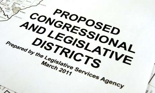 Map will create new congressional and legislative districts