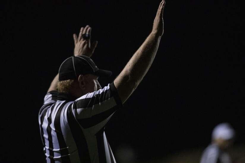 Photos: Mediapolis vs. Iowa City Regina, Iowa high school football Week 4