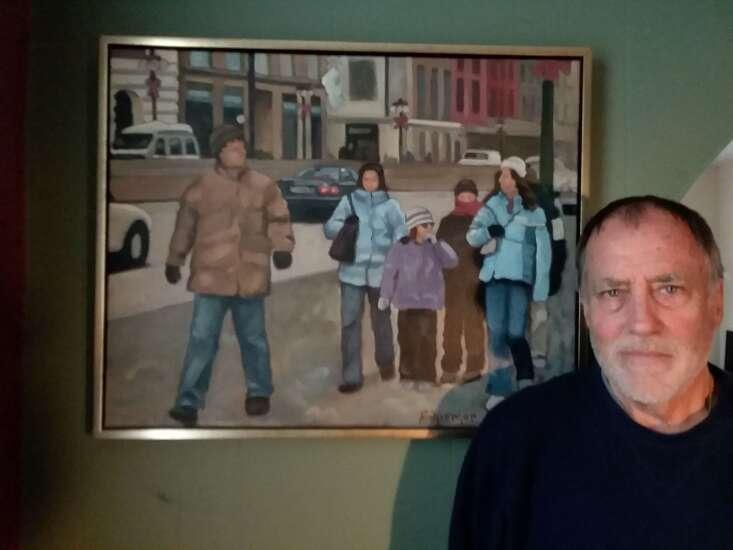 Fairfield artist John Schirmer featured in art gallery