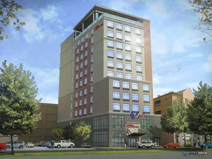 Ground broken for Iowa City hotel