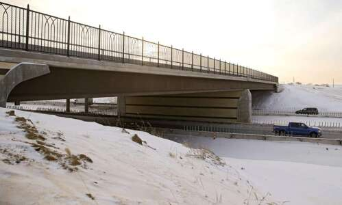 Forevergreen Road open from I-380 to Highway 965