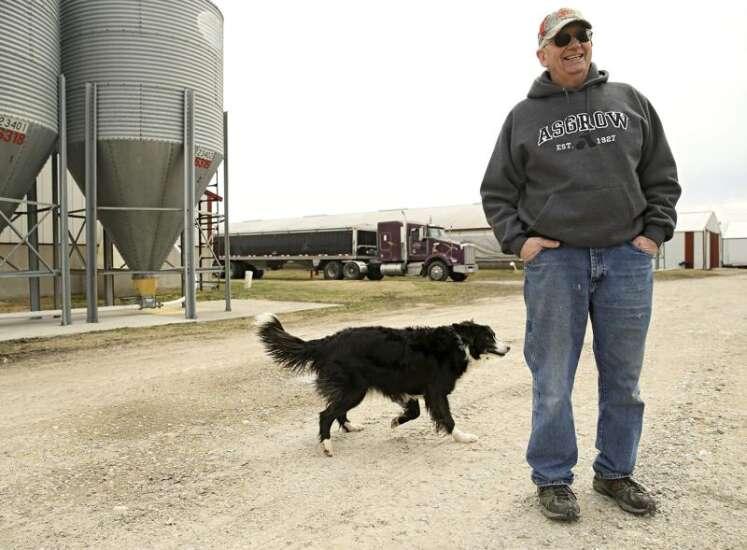 Soybean farmers get biggest chunk of U.S. aid