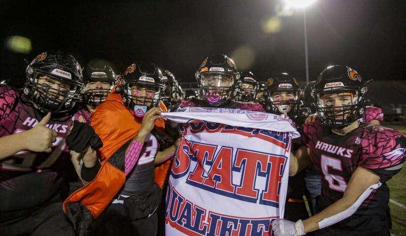 Photos: Davenport North vs. Cedar Rapids Prairie, Iowa high school football