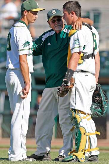 Fight with cancer forces Beckman baseball to start season without Tom Jenk Jr.
