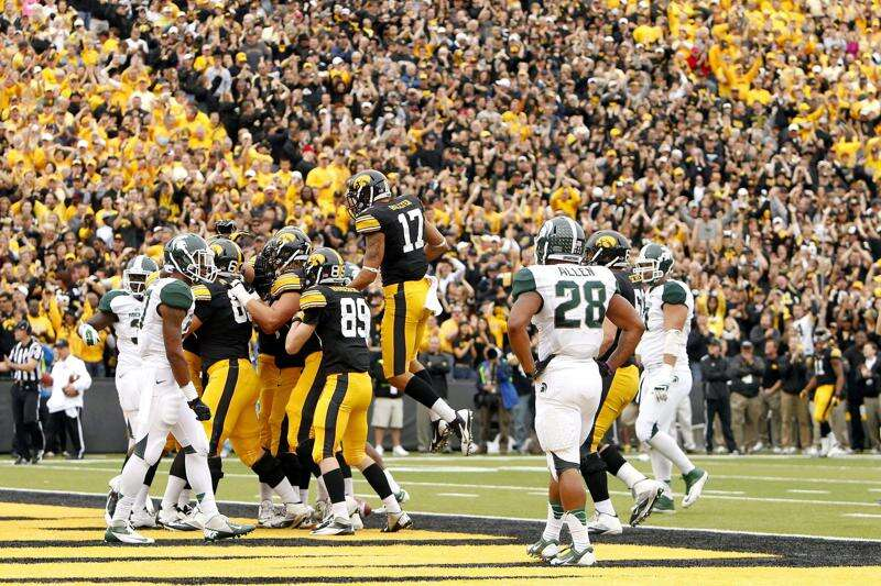 Fun Facts: Michigan State-Iowa, the Richard Nixon edition