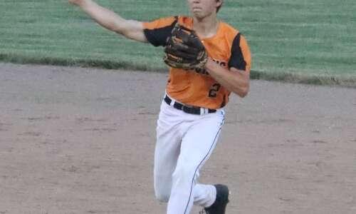 Fairfield baseball drops pair