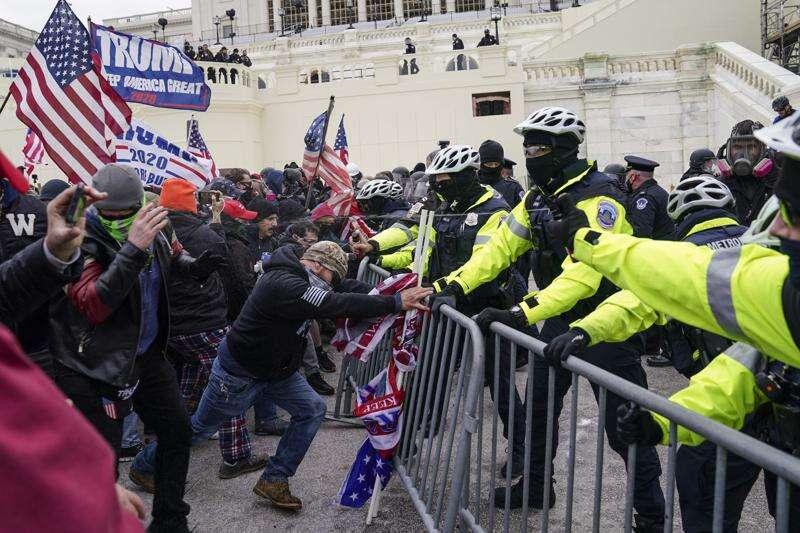 Iowa congressional delegation decries Capitol mob
