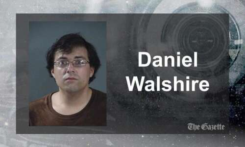 North Liberty man accused of sexually abusing a child