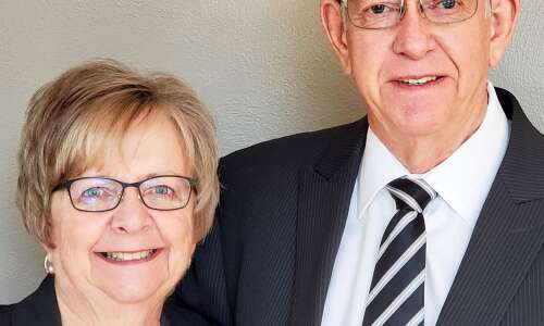 Persingers celebrate 50th anniversary