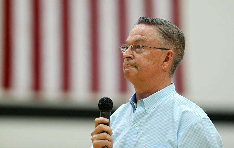 Rep. Rod Blum sees term limits as answer to lack of political courage