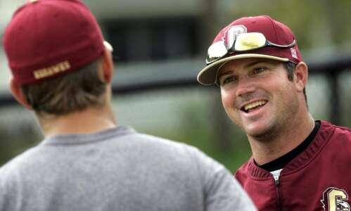 Cook serves as cornerstone for Coe baseball