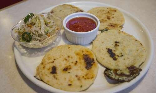 Rosy's brings Salvadoran food to Cedar Rapids