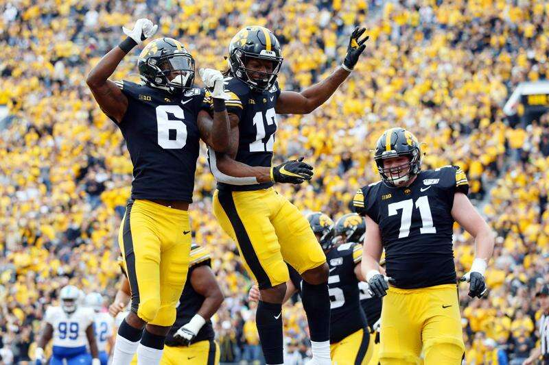 Iowa football at Purdue: TV channel, live stream, start time, predictions
