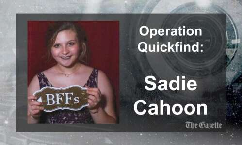 CANCELED: Operation Quickfind issued for 14-year-old Cedar Rapids girl