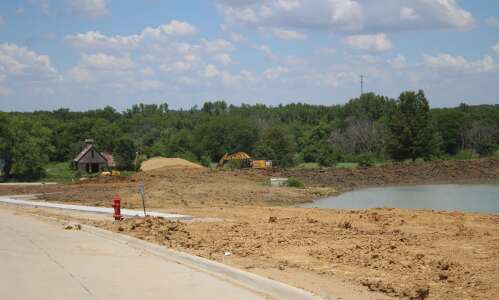North Ridge Subdivision lots are ready for construction