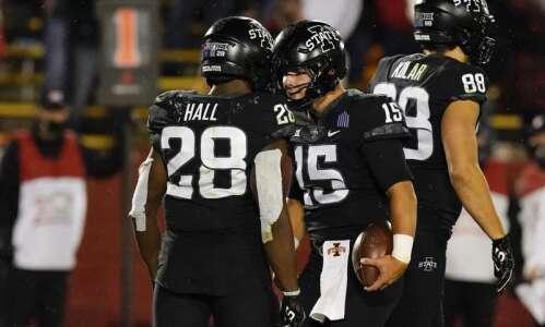 Iowa State football hopes to reach its peak