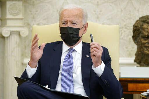 Biden wants infrastructure deal, but GOP doubts persist