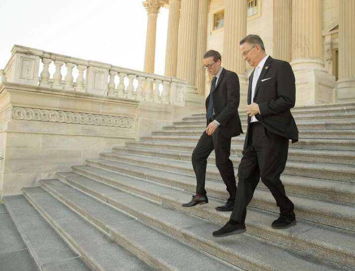 Fact Checker: Coalition takes on Rod Blum over health care