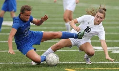 Solon moves on in regional soccer