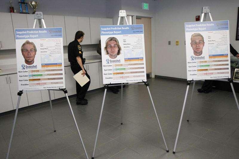 Cedar Rapids police use DNA technology to create suspect composite in Michelle Martinko killing