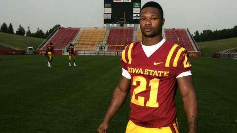 ISU's Johnson ready to take over from mentor