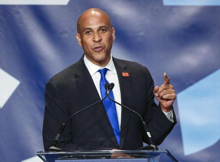 Cory Booker picks up post-debate Iowa endorsements