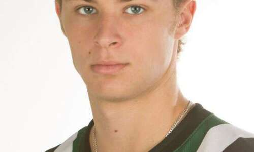 C.R. RoughRiders captain Riese Zmolek honored by USHL with Curt…
