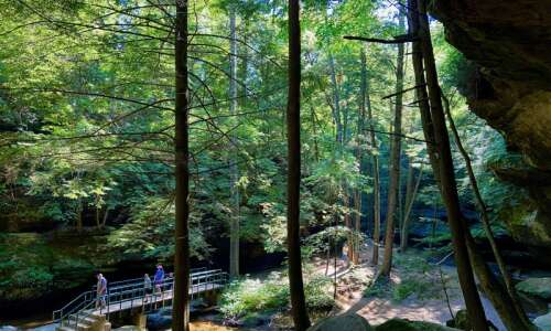 Explore the Hocking Hills, the foothills to the Appalachia Mountains…