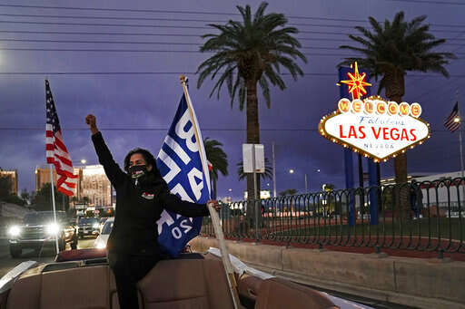 Nevada OKs bill in try for 1st presidential nominating state