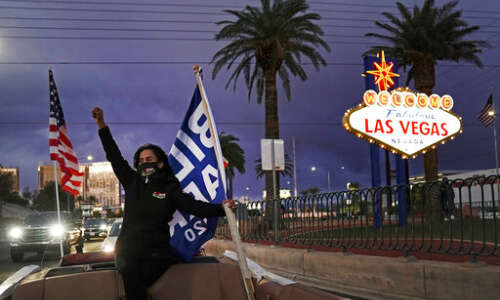 Nevada OKs bill aiming to jump ahead of Iowa's caucuses