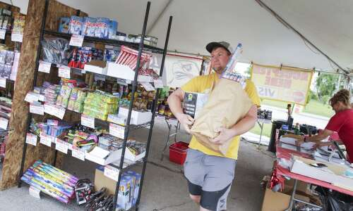 Fireworks sales rising despite city limitations