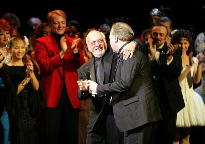Hal Prince, producer of some of Broadway's biggest hits, dies