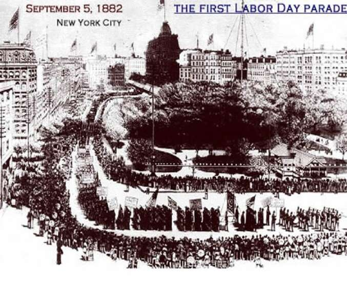 Labor Day, roller coasters and 4 new states: Explore the major events of the 1880s