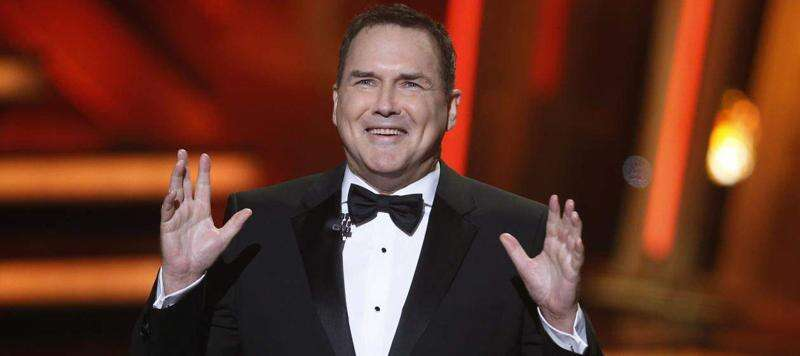 The night Norm Macdonald mortified the University of Iowa